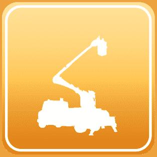 Caminhão cesto