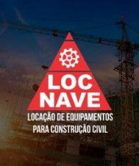 Loc Nave – Locação de Equipamentos para construção civil