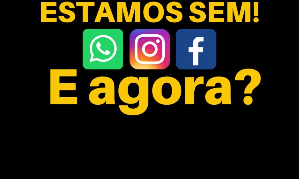 Queda de Facebook, Instagram e Whatsapp revelam importância do website para as empresas