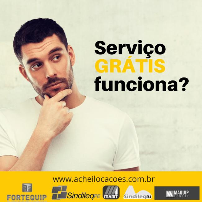 Será que os serviços e produtos grátis funcionam?
